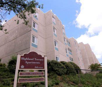 highland terrace apartments highland terrace apartments dc 852 barnaby se