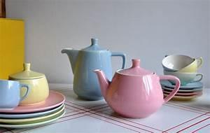 Geschirr Set Pastell : melitta minden 1950 39 s pastel coffee tea service germany melitta tableware design tea ~ Eleganceandgraceweddings.com Haus und Dekorationen