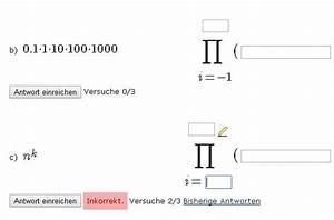 Bildweite Berechnen : summenaufgabe mit 2 n wert als endwert wie rechnen mathelounge ~ Themetempest.com Abrechnung