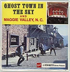 amazoncom classic viewmaster ghost town   sky