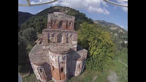 ripresa aerea chiesa  santa maria  tridetti staiti rc youtube