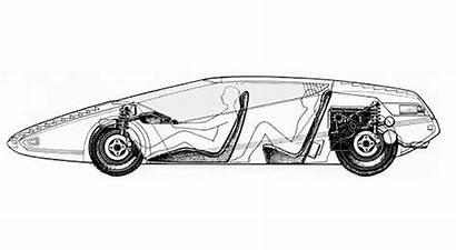 Nissan 126x 1970 Concept Future Past Concepts