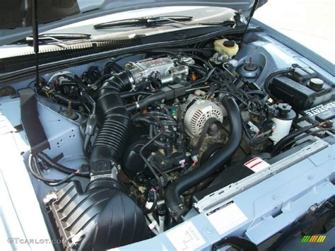 1997 Ford 4 6l Engine Diagram by 1997 Ford Thunderbird Lx Coupe 4 6l Sohc V8 Engine Photo