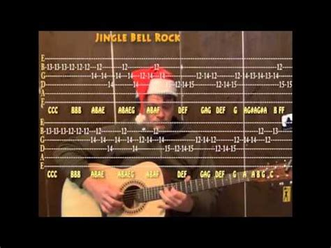 jingle bell rock guitar cover jingle bell rock christmas lead guitar cover lesson with