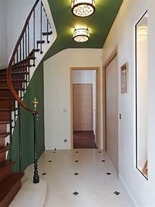 bois colombes classique chic entree paris par With porte d entrée pvc avec meuble salle de bain classique chic