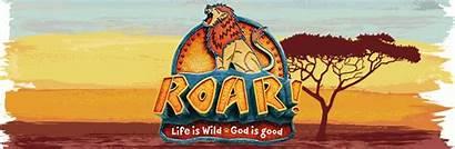 Vbs Roar Volunteers God Bible Vacation Wild
