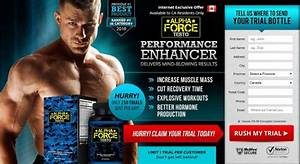 Alpha Force Testo Safe And Natural  Don U0026 39 T Buy Without Read