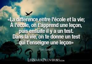 Proverbe Et Citation Sur La Vie by Les Beaux Proverbes