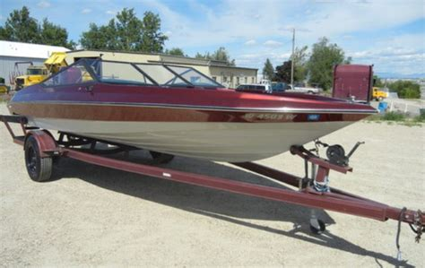 Ski Boat Financing Terms by 1989 Bayliner Quantum Fish And Ski Boat