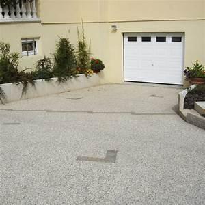 comment faire une descente de garage en beton evtod With comment faire une descente de garage en beton
