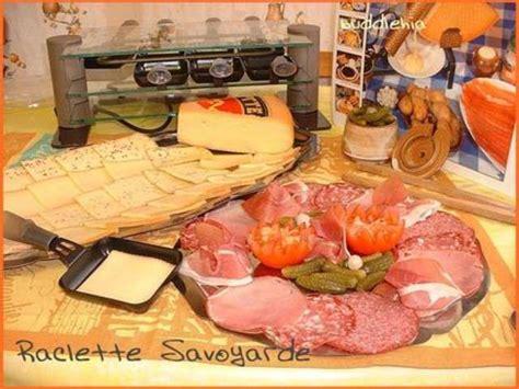 cuisine raclette recette originale recettes de savoie et raclette 2