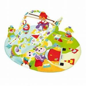 Tapis D éveil Original : jouets educatifs pour l 39 eveil de b b 6 mois 9 mois 12 mois et plus cadeau bebe 6 36 mois ~ Teatrodelosmanantiales.com Idées de Décoration