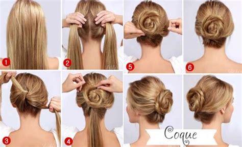 coiffure pour mariage invité a faire soi meme 14 tutos de coiffures de mariage faciles 224 faire soi m 234 me