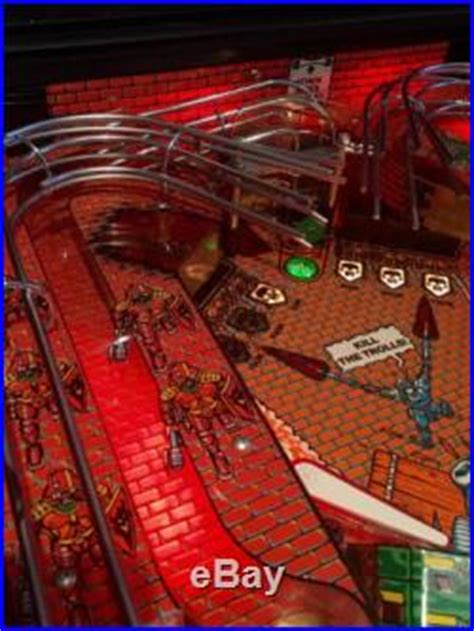 pinball machines blog archive williams big guns