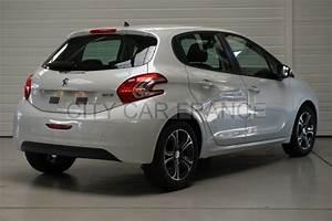 Peugeot 208 Blanche : peugeot 208 1 4 hdi 68ch blanche voiture en leasing pas cher citycar paris ~ Gottalentnigeria.com Avis de Voitures