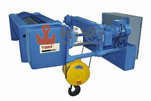 China Electric Wire Rope Hoist  2t 1