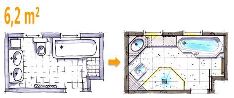 Kleines Bad 6 Qm by Badplanung Beispiel 6 2 Qm Au 223 Ergew 246 Hnliche Komplettbad