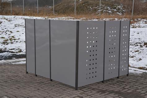 Balkon Sichtschutz 100 Cm Hoch by End Pfosten F 252 R Sichtschutz Stele 100 Cm Hoch