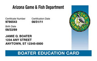 Boating License Questions by Arizona Boating License Test Boaterexam 174