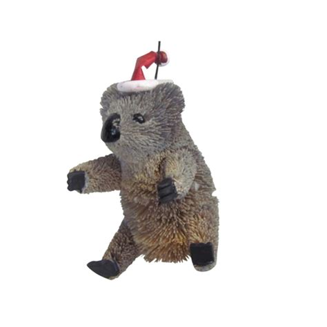 aussie christmas koala ornament