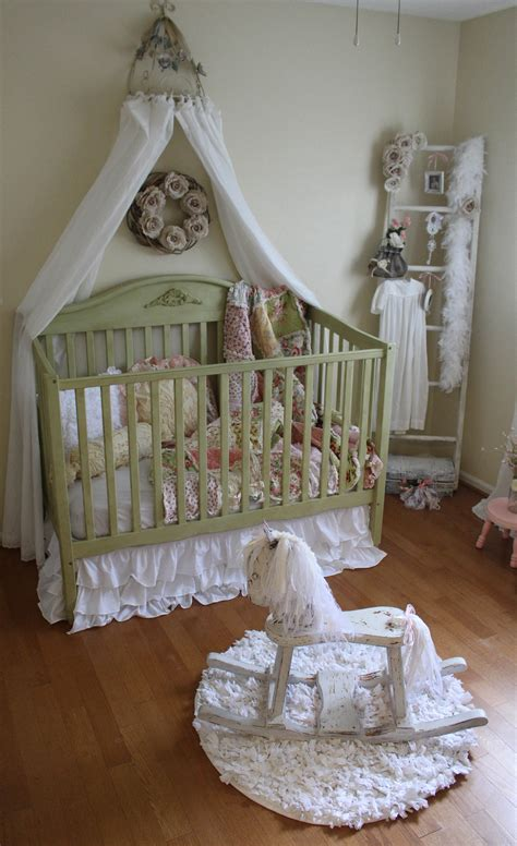 shabby chic baby decor vintage inspired shabby chic nursery project nursery