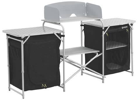 Outwell Camrose Kitchen Table And Portable Folding Camping