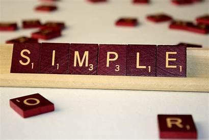 Simple Word Admit Confess Salvation Believe Simplicity