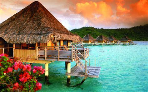 A Visit To Intercontinental Le Moana Bora Bora Live