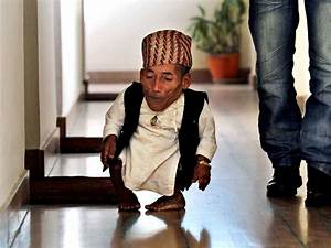 Meet Chandra Bahadur Dangi - The Smallest Person In The ...
