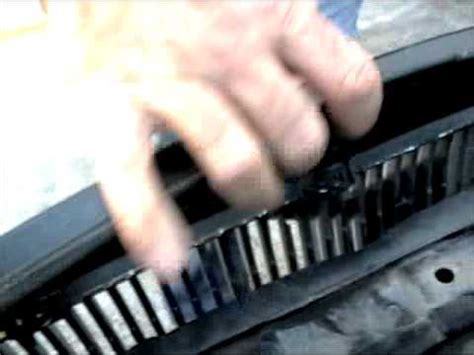ipd volvo grille install svc  youtube