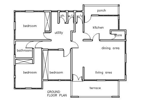 3 bedroom home plans house plans 3 bedroom house plan house