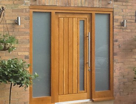 cool ideas  hardwood front door interior design