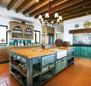 110, Best, Vibrant, Mexican, Kitchens, Images, On, Pinterest