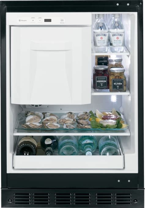 monogram zibshss   undercounter refrigerator   cu ft capacity spillproof