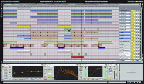 ableton templates space invaders electro house ableton live template abletunes