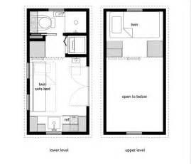 small cottages floor plans 8x16 tiny house floor plan sle from the book tiny house