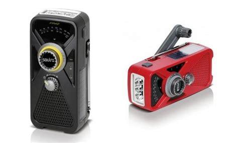 radio chargeur solaire et dynamo soulra frx2