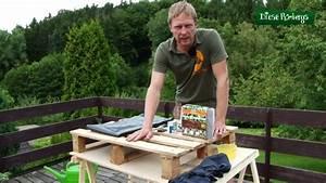 Palette Bepflanzen Anleitung : video vertikaler garten aus europalette selbst gemacht so lassen sich auch kleine balkons ~ Whattoseeinmadrid.com Haus und Dekorationen