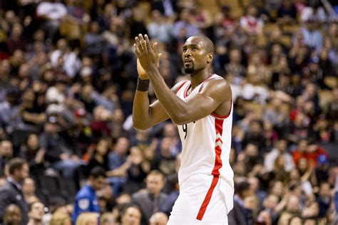 Serge Ibaka Opens Up On His Future with the Toronto ...