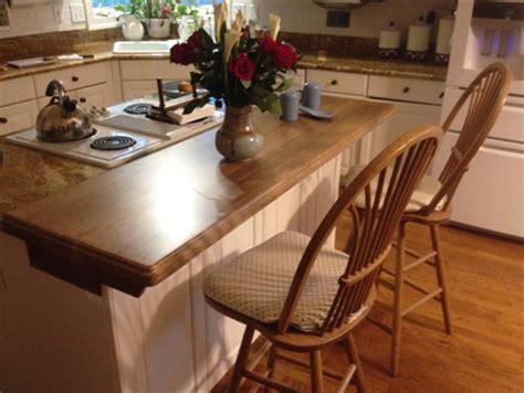 quartersawn white oak plank style countertop quote