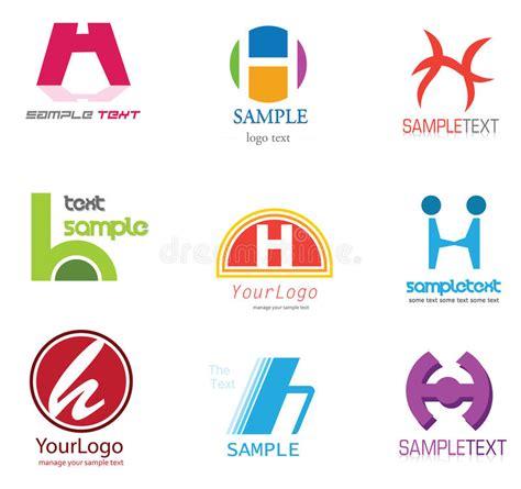 letter  logo stock vector illustration  finance