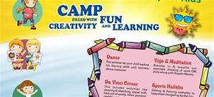 Fun Filled and Creative Summer Camp – Alliance ...