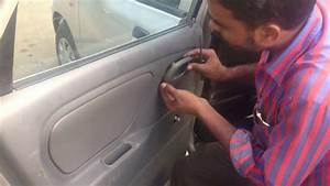 How To Fix Manual Window Maruti Suzuki Alto