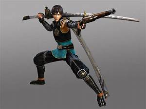 Samurai Warriors Chronicles Characters - Giant Bomb