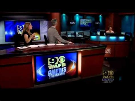 wafb  news morning show blooper youtube