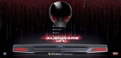 Logon Alienware Screen Windows Pack Resolution Would