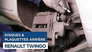 Changer Les Plaquettes : changer les disques et plaquettes de frein avant sur renault twingo 1 youtube ~ Maxctalentgroup.com Avis de Voitures