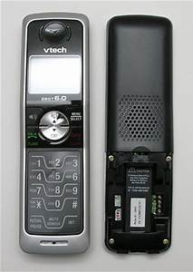 Vtech 6042 Two Handset Cordless Phone System  U2013 The Gadgeteer