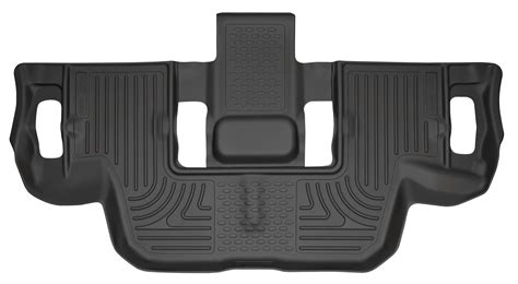 Ford Explorer All Weather Floor Mats - husky weatherbeater all weather floor mats for 2011 2016
