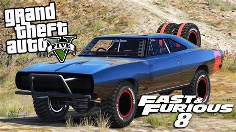 dodge charger  fast  furious   dominic toretto su